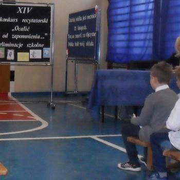 Zuzi talent recytatorski